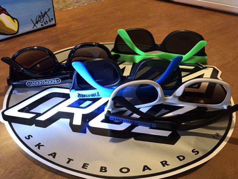 Thrasher Magazine & Shake Junt & Independent Trucks Sunglasses Bundle!!! 4 pairs