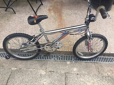 Specialized Flyboy Bmx silver, mid school bmx 1997, original great condition