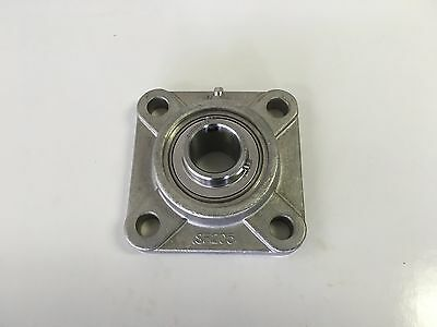 Sucsf205-16 1 Stainless Steel 4 Bolt Flange Bearing