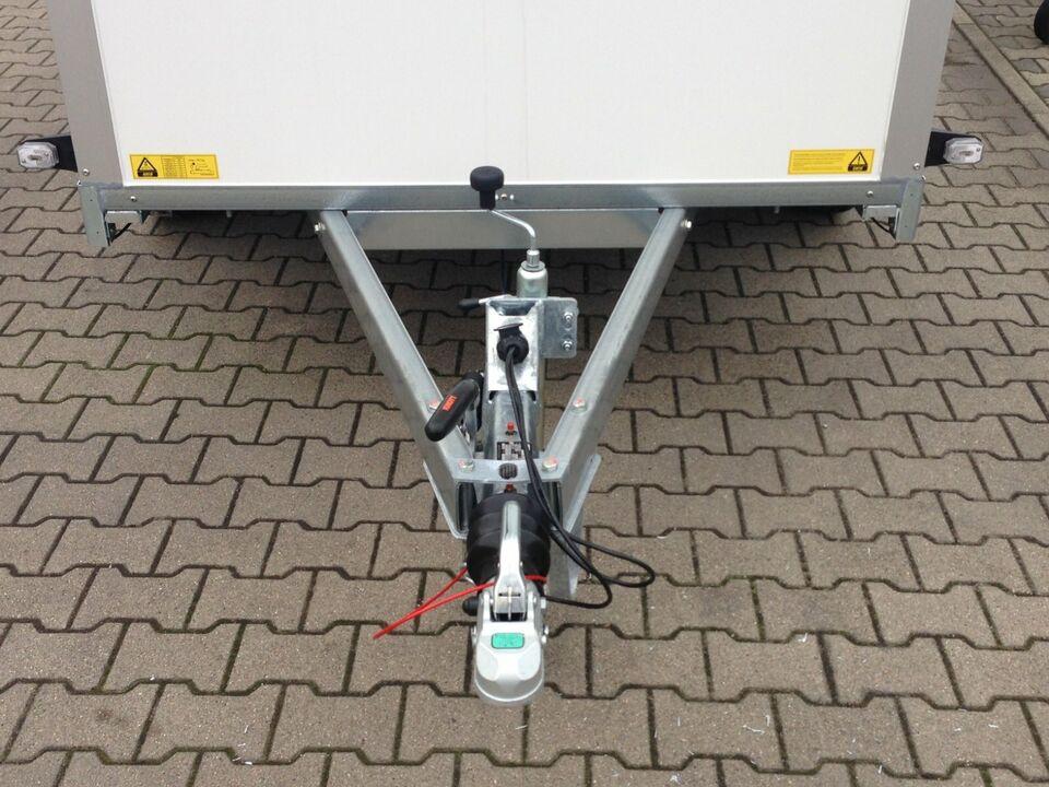 ⭐Anhänger Saris Koffer FW2700 2700 kg 306x154x180cm Holz NEU weiß in Schöneiche bei Berlin