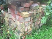 Approx 500 antique bricks from 1870 chimney clean Cowes Bass Coast Preview