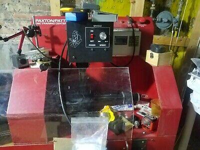 Paxtron Cnc Mini Mill Machine
