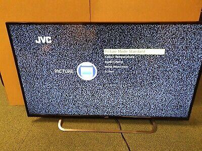 "JVC LT-40C550 40"" Full HD 1080p LED TV Freeview HD Tuner, USB Record  (2090023)"