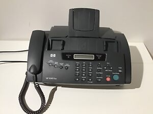 Fax HP 1040 multifonctions