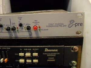ARX 8-Pre -8 channel mic preamp Gosnells Gosnells Area Preview
