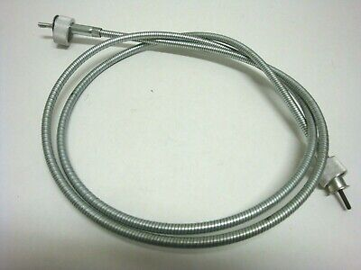 Tachometer Cable 56 Steel For John Deere Tractors 420 430 440 8440 8630 8640