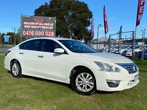 2014 NISSAN ALTIMA ST L33 4D SEDAN 2.5L INLINE 4 CONTINUOUS VARIABLE Kenwick Gosnells Area Preview