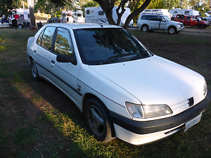 Peugeot 306 and camping gear Sydney City Inner Sydney Preview
