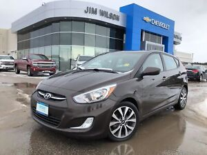 2016 Hyundai Accent SE HATCHBACK AUTO HEATED SEATS SUNROOF ALLOY