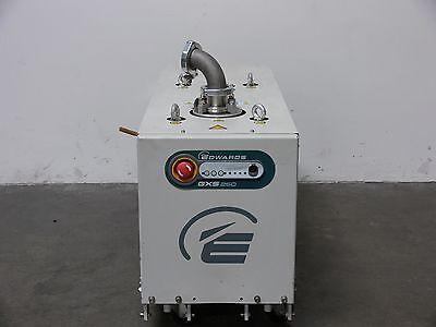Edwards Gxs 250 Dry Screw Vacuum Pump Lv Ld Re Ca Model Gxs250f 147 Cfm