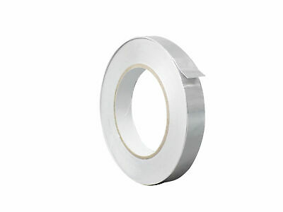 Wod Heavy-duty Aluminum Foil Tape For Hvac Air Ducts 12 In. X 50 Yds