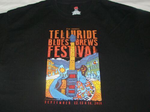 21st Annual 2014 Telluride Bleus & Brews Festival Men
