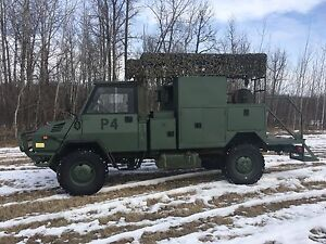 Military , lsvw ,western star 1.5ton truck