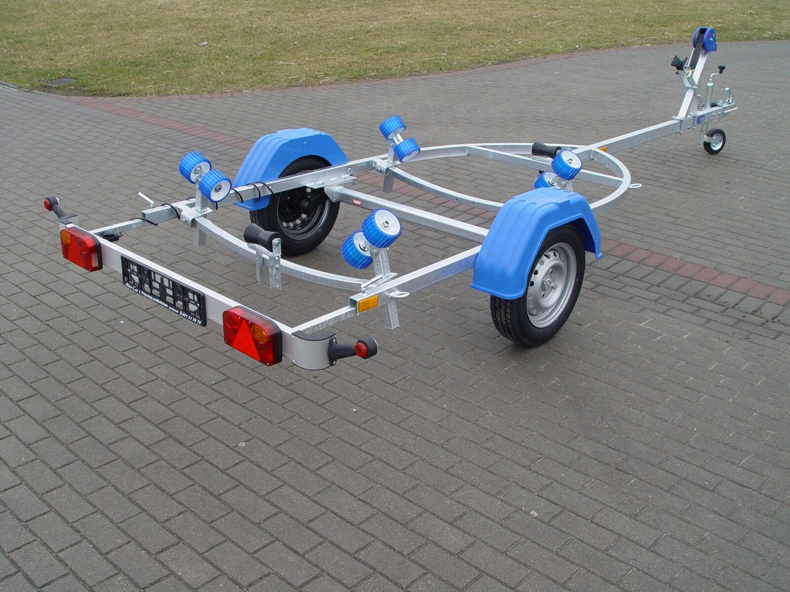 3 qm Boote v.2-7 m PROFI-Blinker Drift-Stop Drift-Sack 0,75 qm