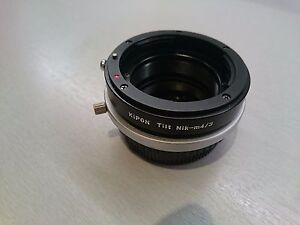 Kipon-Tilt-adapter-Nikon-F-lens-to-mft-m43-micro-four-thirds-body