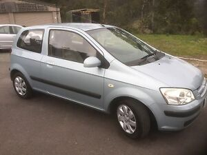 HYUNDAI GETZ hatch 2005 very good condition. Lenah Valley Hobart City Preview