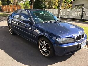 BMW 318i with 11 months rego and RWC Niddrie Moonee Valley Preview