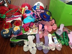 Over 40 items of dress up costume items Winthrop Melville Area Preview