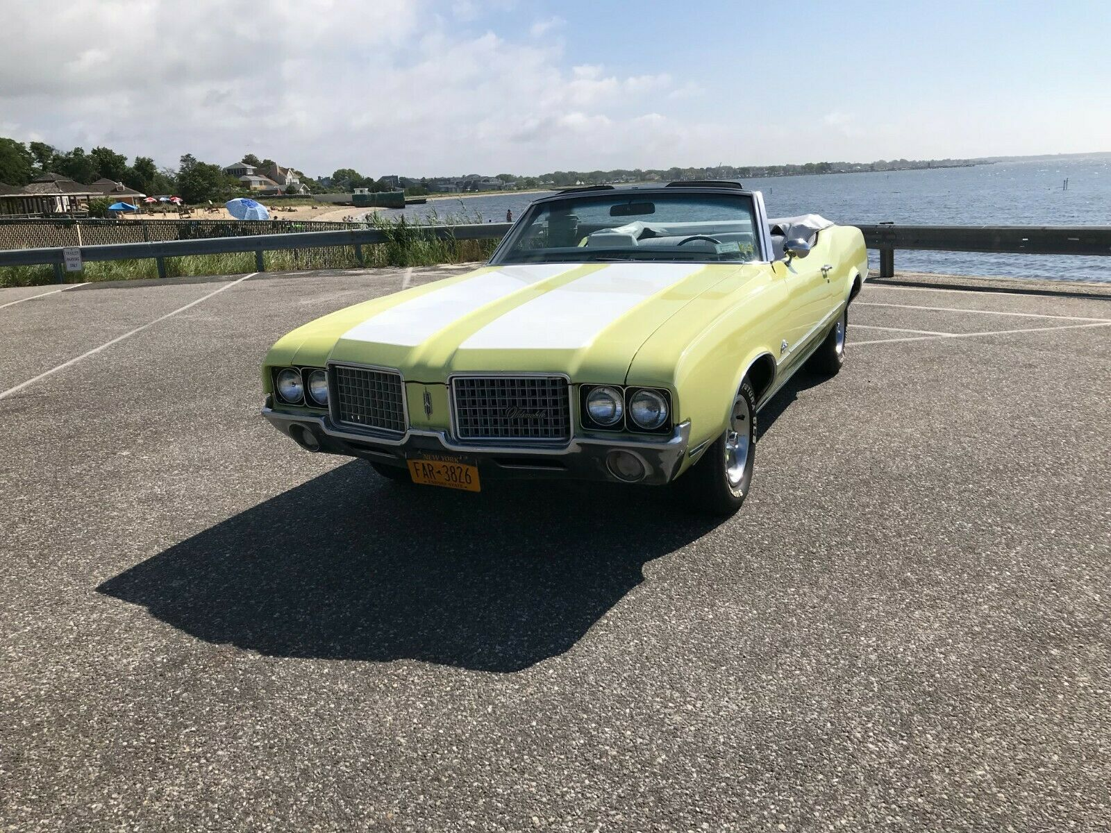 Cutlass Supreme Convertible 2 door
