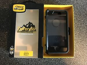 iPhone 7/8 Otter box defender and lifeproof nuud