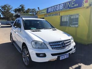 2006 Mercedes-Benz M-Class 320CDI (4x4) AUTOMATIC SUV $13,999 Kenwick Gosnells Area Preview