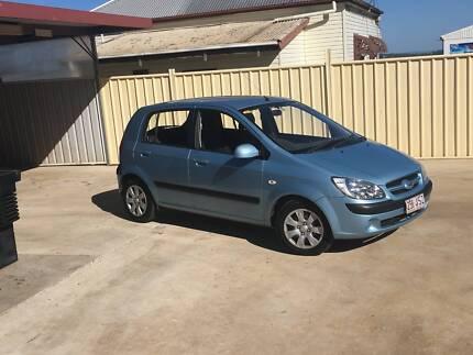 Hyundai Getz Sale Toowoomba Toowoomba City Preview