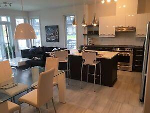 Condo Neuf & Luxueux Tous meublés garage A louer