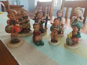 Hummels figurines