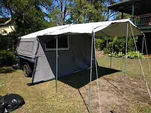 Camper Trailer, as new Torquay Fraser Coast Preview