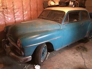 1952 Dodge Deluxe