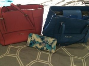 Guess Purses and Wallet for Sale