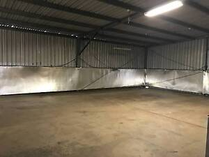 Large shed available for storage, workshop, business, etc Rothbury Cessnock Area Preview