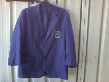 . ALL SAINTS CATHOLIC COLLEGE - CASULA / LIVERPOOL BLAZER -