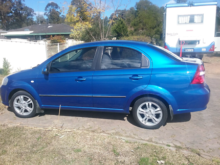 Holden Barina 2010