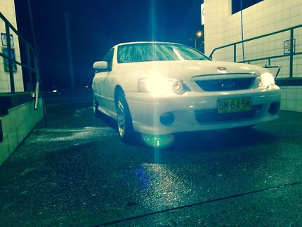 Ba falcon/with xr6 body kit  Newcastle 2300 Newcastle Area Preview
