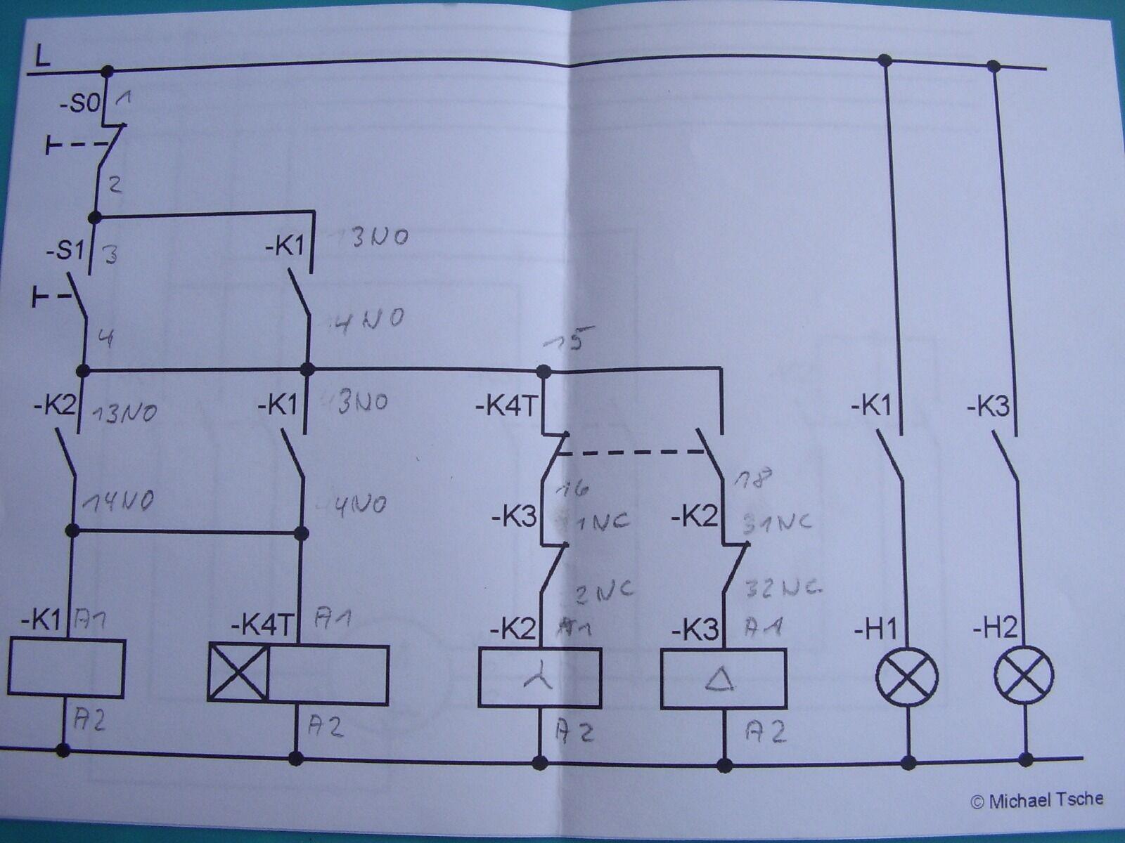 automatische stern dreieck schaltung bis 30 kw mit siemens. Black Bedroom Furniture Sets. Home Design Ideas