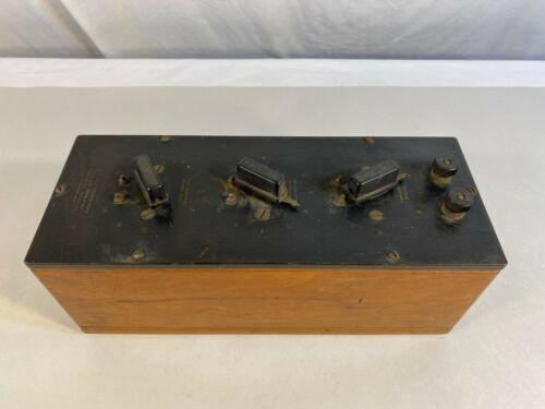 General Radio Decade Condenser - Type 219G