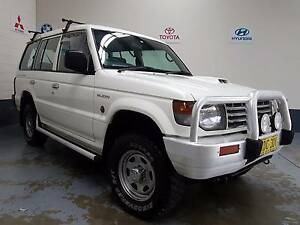 1999 Mitsubishi Pajero WAGON TURBO DIESEL North St Marys Penrith Area Preview