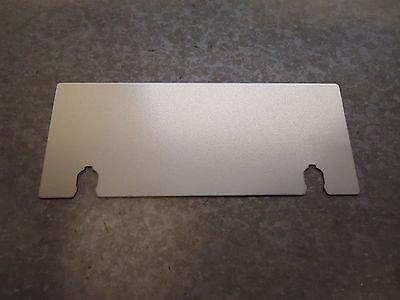 Lot Of 10 Credit Card Imprinter Machine Merchant Business Plate Blank