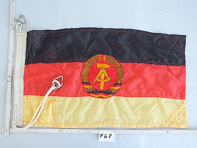 Gösch, Bugflagge für Schiffe Volksmarine der DDR, Flagge, Fahne, Marine  (F68)