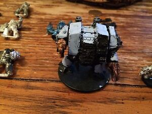 Space wolves from 3rd edition Warhammer 40k