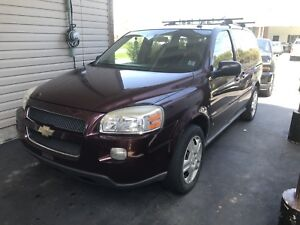 2007 Chevrolet Uplander LOW KM