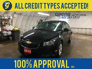 2014 Chevrolet Cruze LT*AUTO START*KEYLESS ENTRY*CRUISE CONTROL*