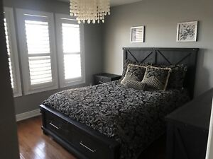 BRAND NEW BEDROOM SUITE FROM URBAN BARN