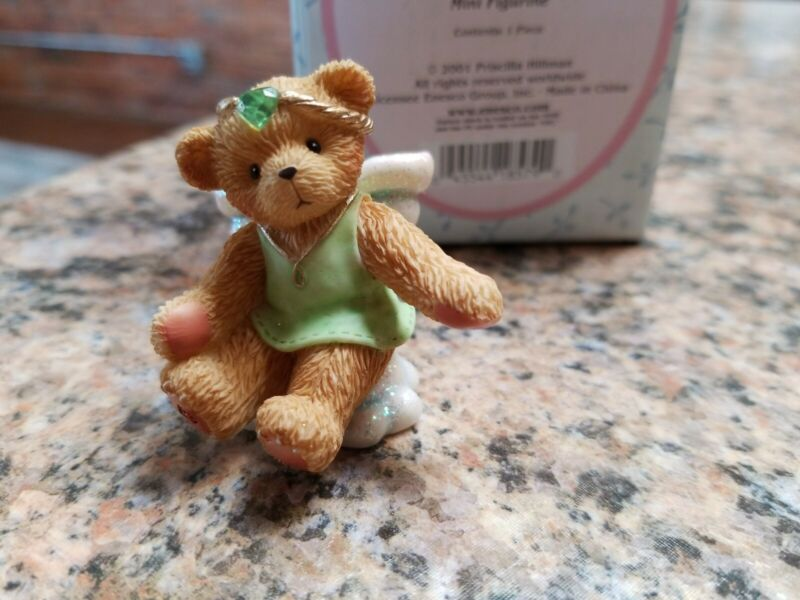 Cherished Teddies Angels On A Cloud August 824496