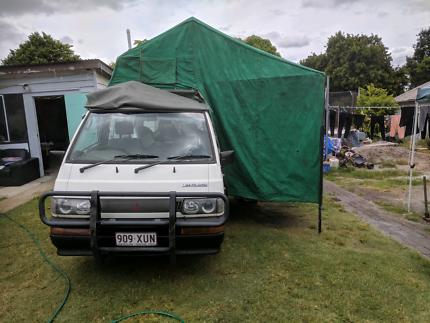 Mitsubishi Express Rooftop Camper