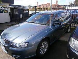 2005 Holden Commodore Wagon auto Maidstone Maribyrnong Area Preview