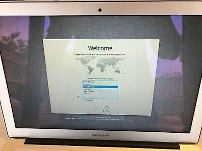 Macbook Air 2012 MD231B/A