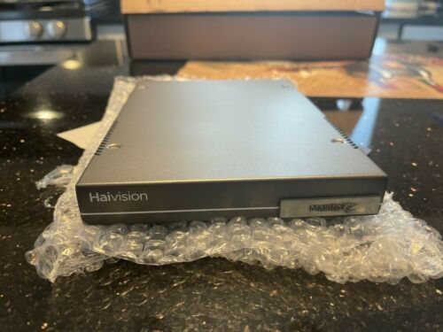 Haivision Makito X4 Video Decoder - 4K or 4-Channel HD Decoder