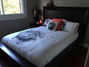 Queen size timber Grose Wold Hawkesbury Area Preview